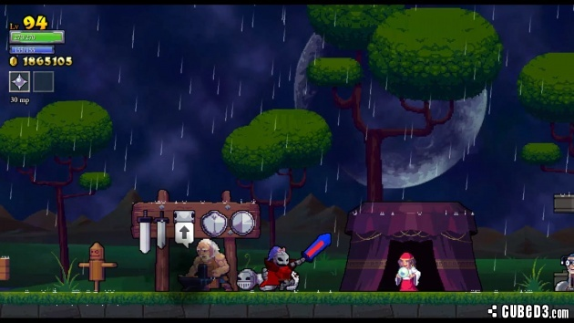 Screenshot for Rogue Legacy on PlayStation 4