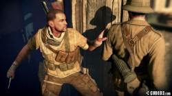 Screenshot for Sniper Elite III - click to enlarge
