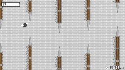 Screenshot for Spikey Walls - click to enlarge