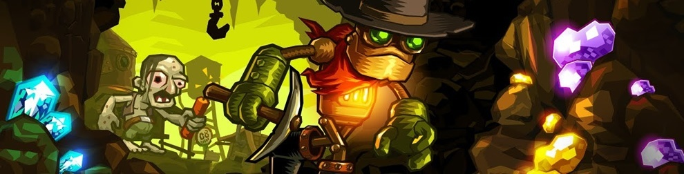 Review | SteamWorld Dig (Nintendo Wii U eShop)
