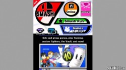Screenshot for Super Smash Bros. for Nintendo 3DS - click to enlarge