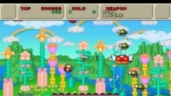 Screenshot for 3D Fantasy Zone II W - click to enlarge