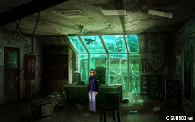 Screenshot for Technobabylon on PC