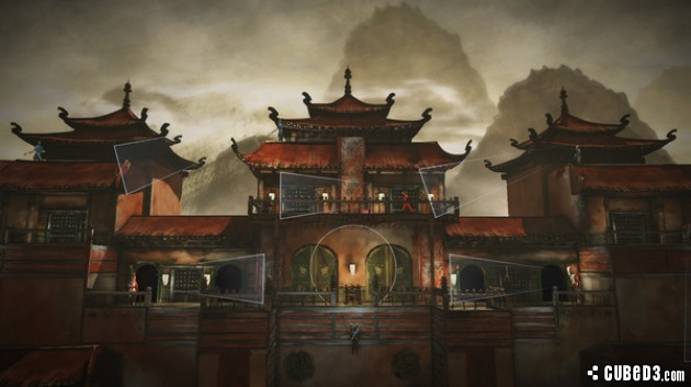 Screenshot for Assassin's Creed Chronicles: China on PC