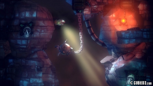 Screenshot for Affordable Space Adventures on Wii U