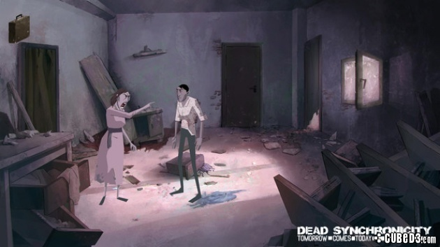 Screenshot for Dead Synchronicity: Tomorrow Comes Today on PC