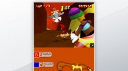 Screenshot for Diddy Kong Racing DS - click to enlarge