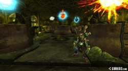 Screenshot for War for the Overworld - click to enlarge
