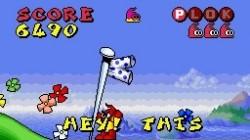 Screenshot for Plok - click to enlarge