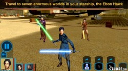 Screenshot for Star Wars: Knights of the Old Republic - click to enlarge