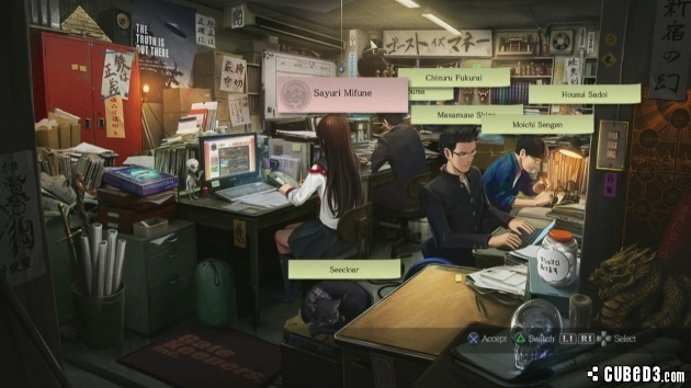 Screenshot for Tokyo Twilight Ghost Hunters on PlayStation 3