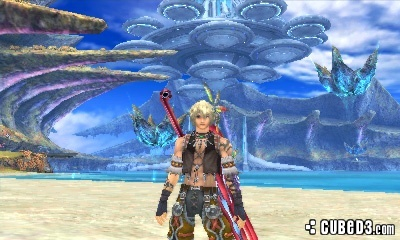 Screenshot for Xenoblade Chronicles 3D on Nintendo 3DS