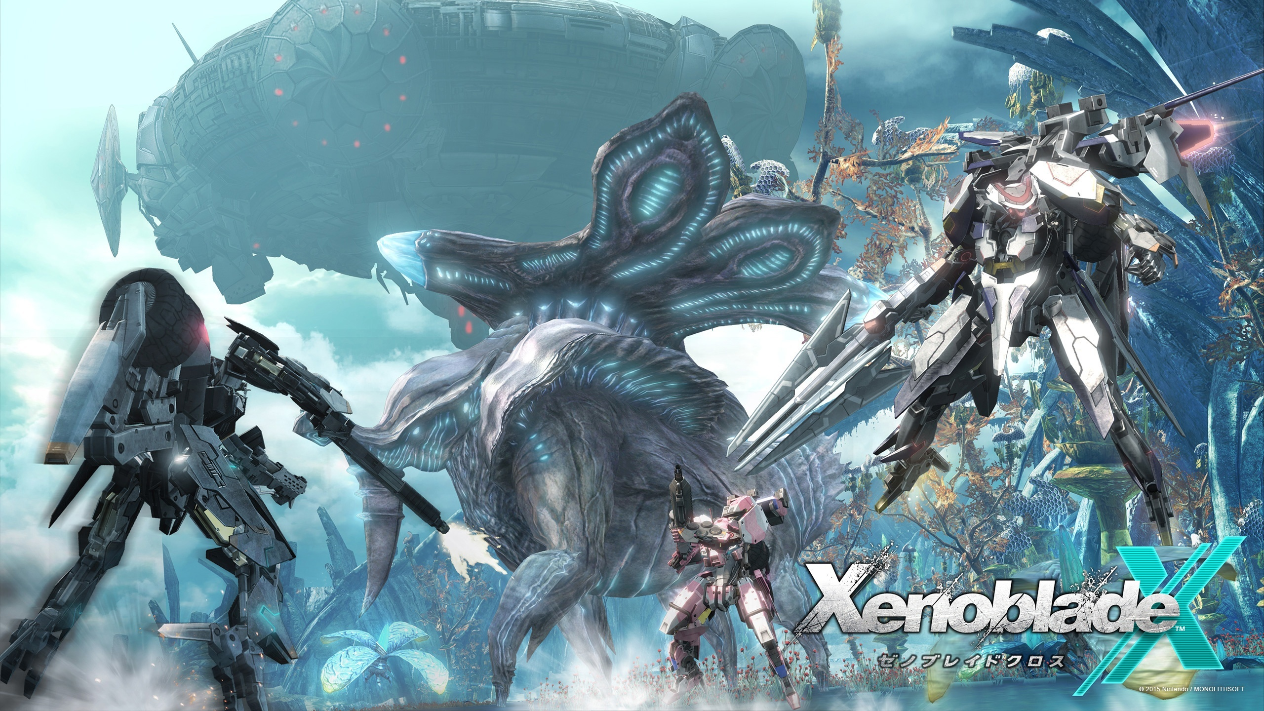 News 8 must have xenoblade chronicles x wallpapers page 1 cubed3 click on the following to save or right click save target as with internet explorer safari gumiabroncs Image collections
