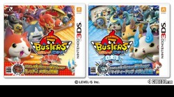 Screenshot for Yo-kai Watch Busters: Akanekodan - click to enlarge