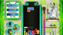Screenshot for Dr. Mario: Miracle Cure - click to enlarge