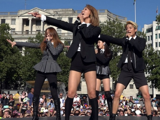 Image for Event Review | f(x) at the London Korean Festival 2015 (MusiCube)