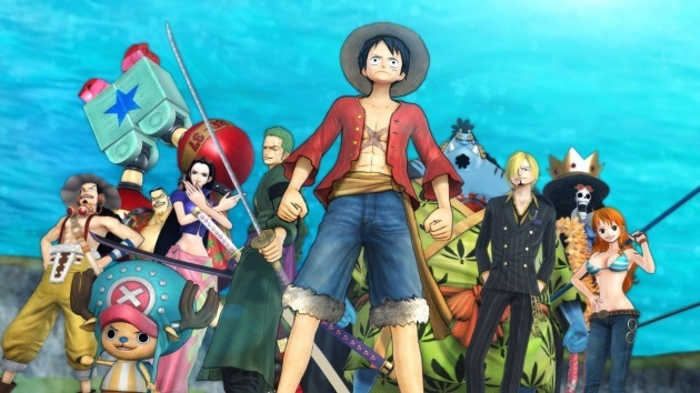 Screenshot for One Piece: Pirate Warriors 3 on PlayStation 4