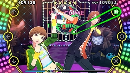 Screenshot for Persona 4: Dancing All Night on PS Vita