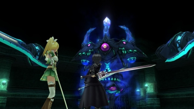 Screenshot for Sword Art Online Re: Hollow Fragment on PlayStation 4
