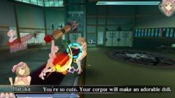 Screenshot for Senran Kagura 2: Deep Crimson - click to enlarge