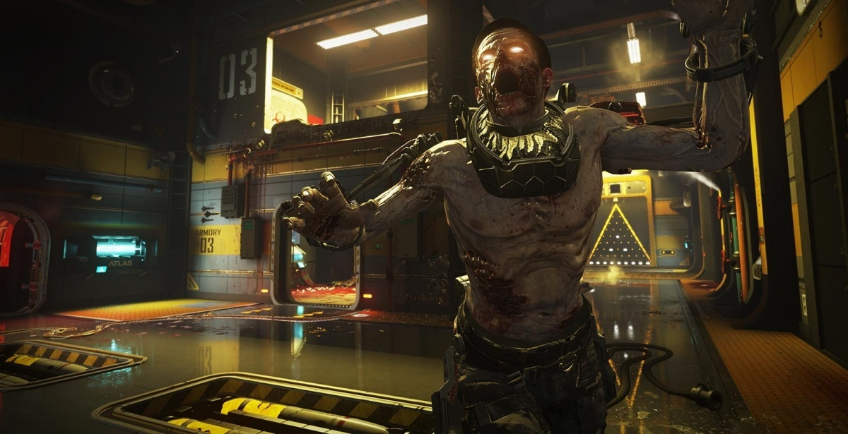 Screenshot for Call of Duty: Advanced Warfare - Supremacy on PlayStation 4
