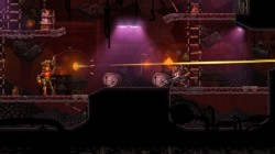 Screenshot for SteamWorld Heist (Hands-On) - click to enlarge