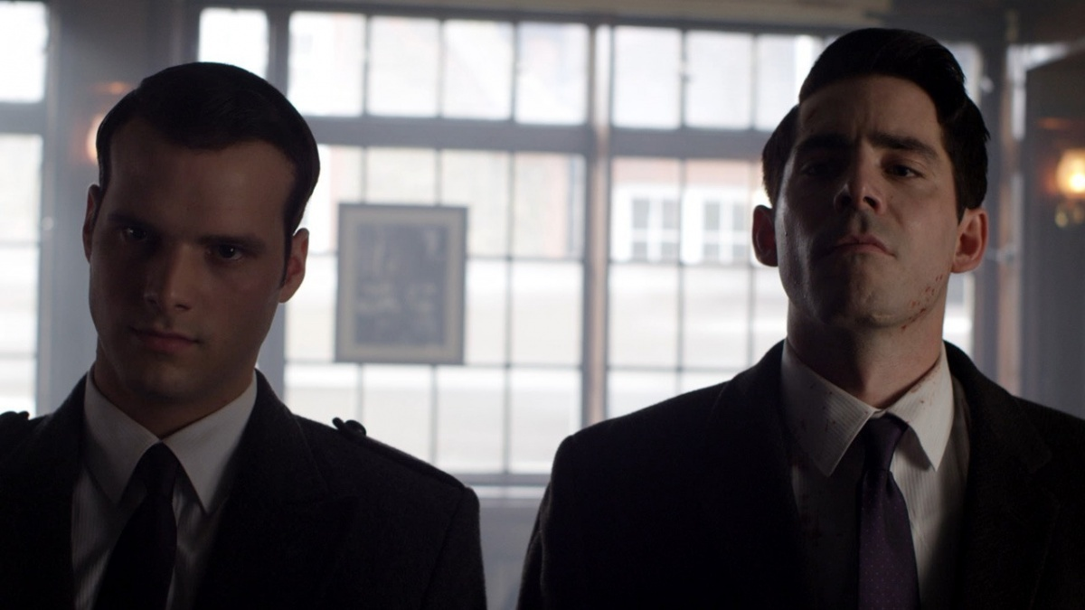 Image for DVD Movie Review | Rise of the Krays (Lights, Camera, Action!)