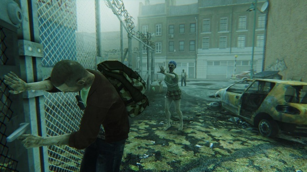 Screenshot for Zombi on PlayStation 4