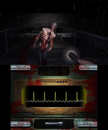 Screenshot for Dementium Remastered on Nintendo 3DS