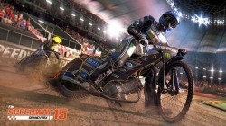 Screenshot for FIM Speedway Grand Prix 15 - click to enlarge