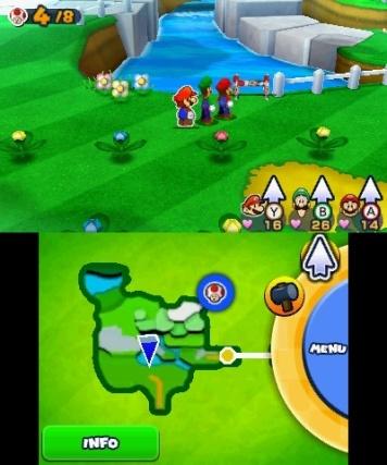 Mario Luigi Paper Jam Bros On Nintendo 3ds News