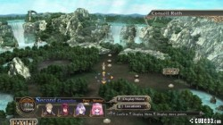 Screenshot for Agarest: Generations of War 2 - click to enlarge