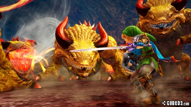 Image for Final Hyrule Warriors DLC Announced