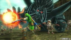 Screenshot for Hyrule Warriors (Hands-On) - click to enlarge