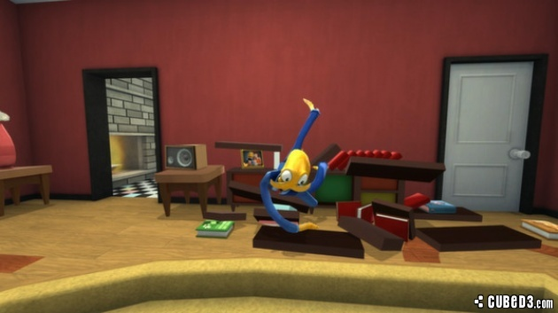 Screenshot for Octodad: Dadliest Catch on PC