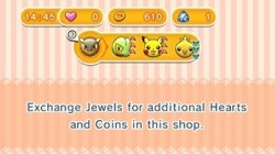 Screenshot for Pokémon Shuffle - click to enlarge
