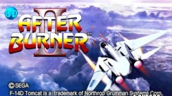 Screenshot for 3D After Burner II - click to enlarge