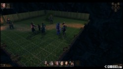 Screenshot for Realms of Arkania: Blade of Destiny - click to enlarge