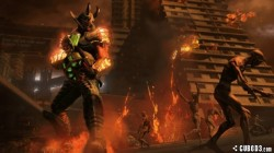 Screenshot for Saints Row: Gat Out of Hell - click to enlarge