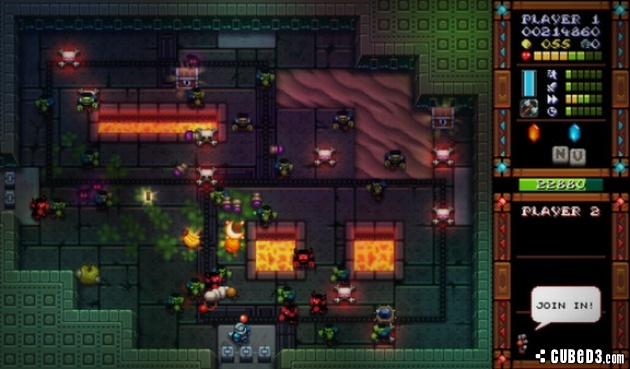 Screenshot for Iron Fisticle on PC