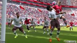 Screenshot for Pro Evolution Soccer 2015 - click to enlarge