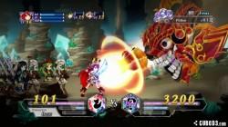 Screenshot for Battle Princess of Arcadias - click to enlarge