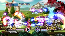 Screenshot for Battle Princess of Arcadias - click to enlarge