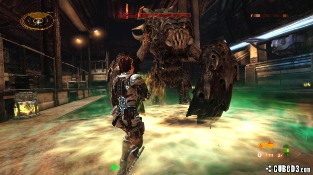 Screenshot for Scourge: Outbreak on PlayStation 3