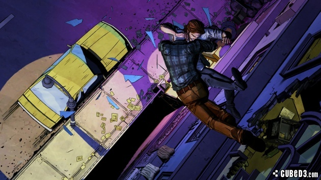Screenshot for The Wolf Among Us - Episode 2: Smoke and Mirrors on PlayStation 3