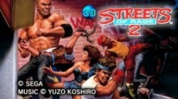 Screenshot for 3D Streets of Rage 2 - click to enlarge