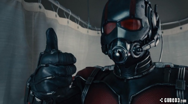 Image for Lights, Camera, Action! | Ant-Man (Movie Review)