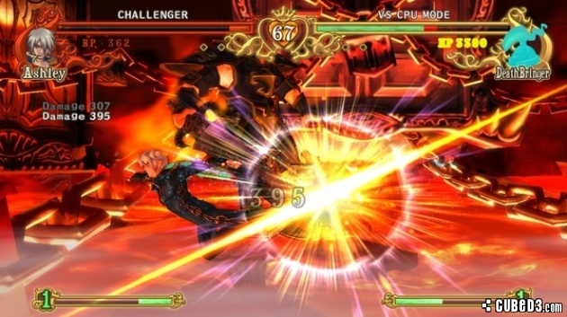 Screenshot for Battle Fantasia: Revised Edition on PC