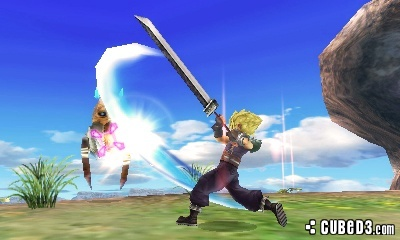 Screenshot for Final Fantasy Explorers on Nintendo 3DS