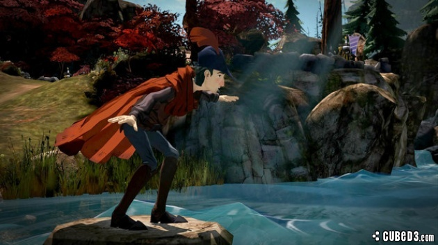Screenshot for King's Quest: Chapter 1 - A Knight to Remember on PC